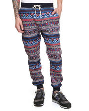 Pants - Egyptian Print Sweatpant