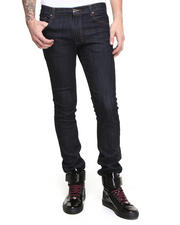 Denim - Basic Indigo Denim w/ Logo Metal Hit