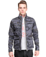 Jackets & Coats - Camo Trooper Jacket