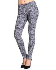 Denim - Kitty Skinny Paisley Park Jeans