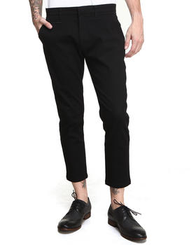 DJP OUTLET - Cropped Flat Front Pant