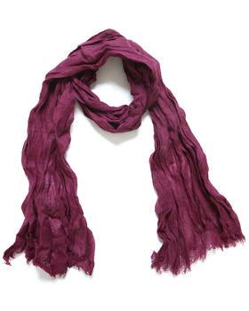 DJP OUTLET - Dip Dye Melange Wool Scarf