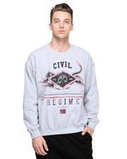 DJP OUTLET - Alley Cats Crew Pullover