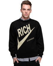 Sweaters - Rich Swish Sweater