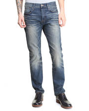 G-STAR - 3301 Light Wash Straight Leg Jean