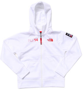 The North Face - G INTERNATIONAL FULL ZIP HOODIE (5-18)