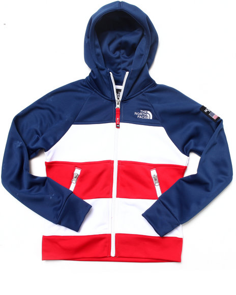 The North Face - INTERNATIONAL FULL ZIP HOODIE