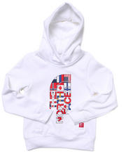 Girls - G International Pullover Hoodie (5-18)