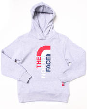 The North Face - BOYS' INTERNATIONAL PULLOVER HOODIE