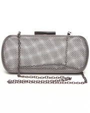 Women - Mesh Metal Case Clutch