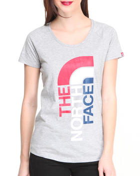 The North Face - INTERNATIONAL SHORT-SLEEVE LOGO TEE