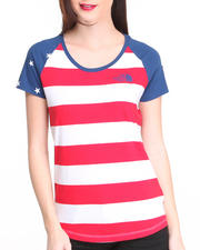Tops - WOMEN'S INTERNATIONAL SHORT-SLEEVE TEE