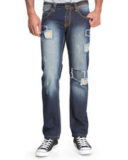 Buyers Picks - Patch Denim Jeans