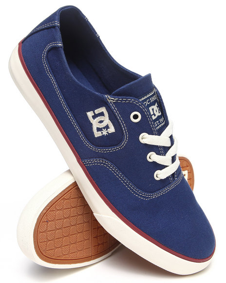 DC Shoes Blue Flash Tx Sneakers