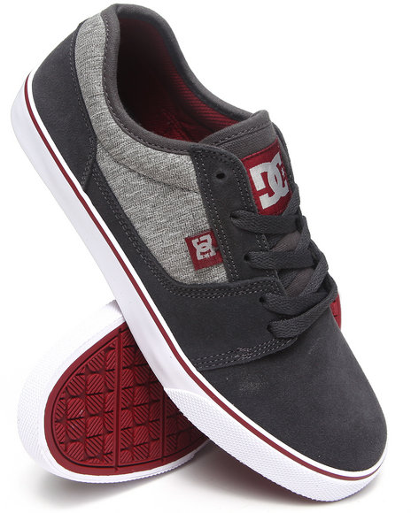 DC Shoes Grey Tonik Sneakers