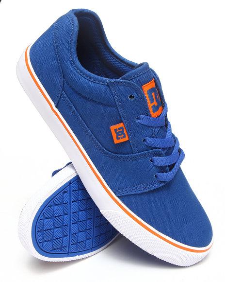 DC Shoes Blue Tonik Tx Sneakers