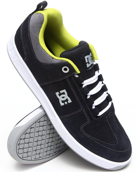 Dc Shoes - Men Dark Blue Lynx Sneakers