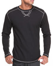 Men - Contrast Stitch L/S Thermal