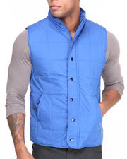 Basic Essentials - Men's Puffer Vest