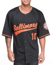 Men - Baltimore All - Star Baseball Jersey