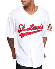 Men - St. Louis All - Star Baseball JerseyAll - Star Baseball Jersey