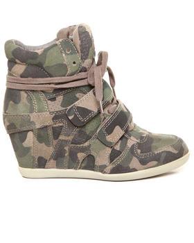 ASH - Bea Camo Sneaker