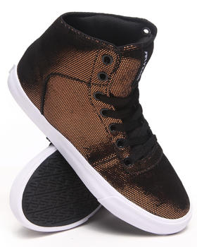 Supra - Cuttler Suede w/ Reflective Print Sneakers