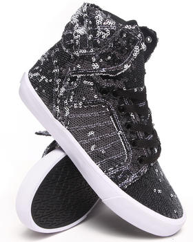 Supra - Skytop Sequin Sneakers