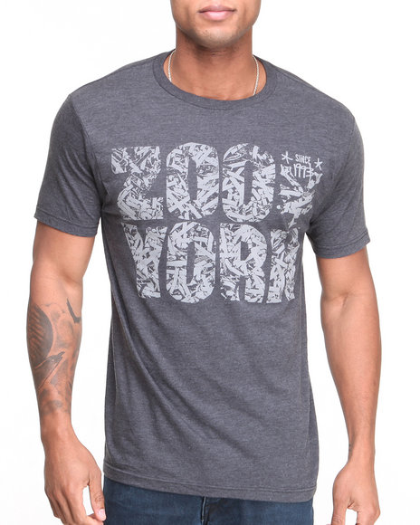 Zoo York Charcoal T-Shirts