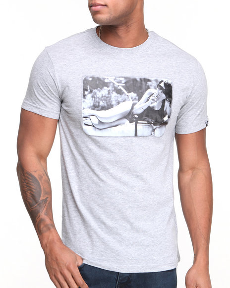 Etnies Grey Guilty As Charged Tee