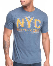 Men - NYC Zoo York Tee