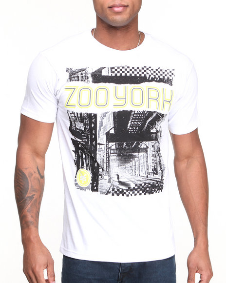 Zoo York White Specials Tee