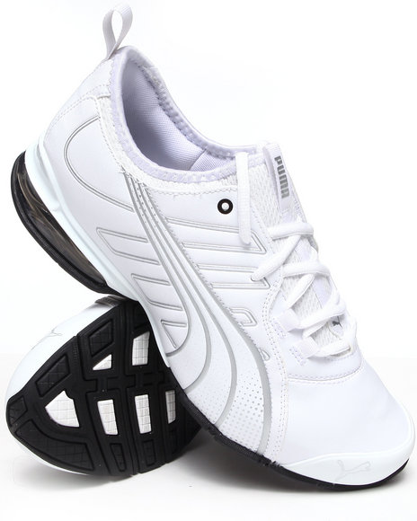 Puma - Men White Voltaic 4 Sls Sneakers