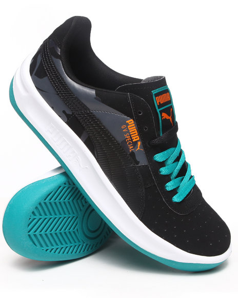 Puma - Men Black Gv Special Turbo Sneakers