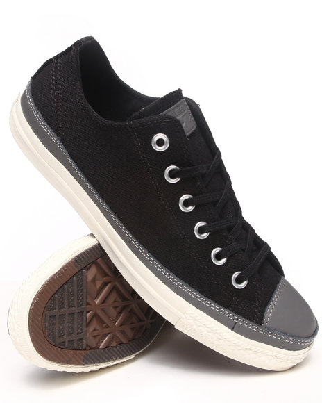 Converse Black Chuck Taylor All Star Lp Ii Sneakers