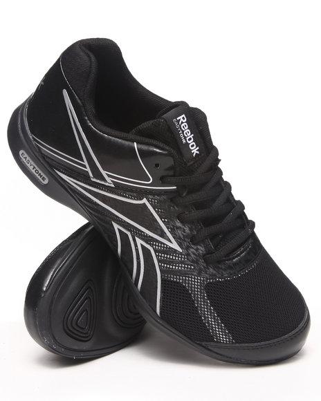 Reebok - Women Black,Silver Easytone Flame Ii Sneakers