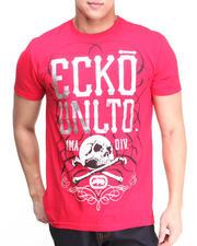 Ecko - U N L T D Skull S/S Tee