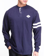 Long-Sleeve - Griffin Henley
