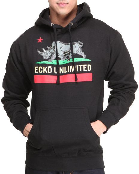 Ecko Black California Pullover Hoodie