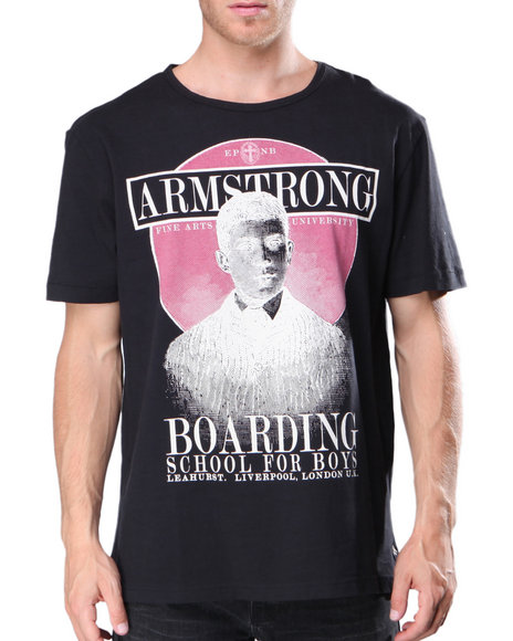 DJP OUTLET - Eight Penny Nails Armstrong Boarding Tee