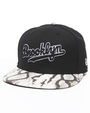 New Era - Brooklyn Dodgers Snakes-Thru Strapback Hat