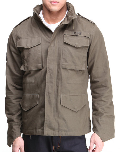 Dope - Men Olive Classic M65 Jacket