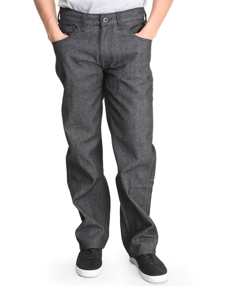 Enyce - Men Black,Black High Road Denim Jean