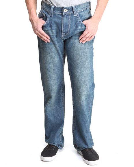 Enyce Dark Wash High Road Denim Jean