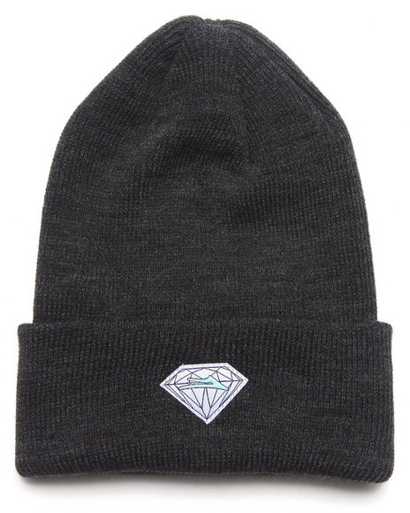 Lakai Lakai X Diamond Supply Co Beanie Black