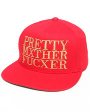 Men - Pretty Mxtherfxcker Snapback Hat