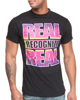 Buyers Picks - Real Recognize Real Asteroid Tee