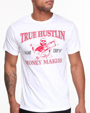 Men - True Hustlin Tee