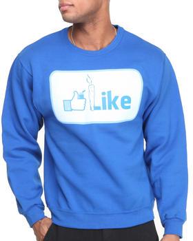 Buyers Picks - Like Weed Crewneck Sweatshirt