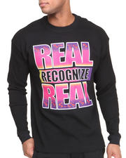 Thermals - Real Recognize Real Asteroid Thermal Shirt